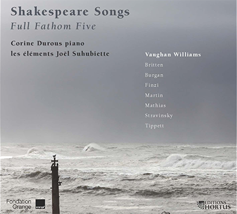 Shakespeare Songs : Full Fathom Five